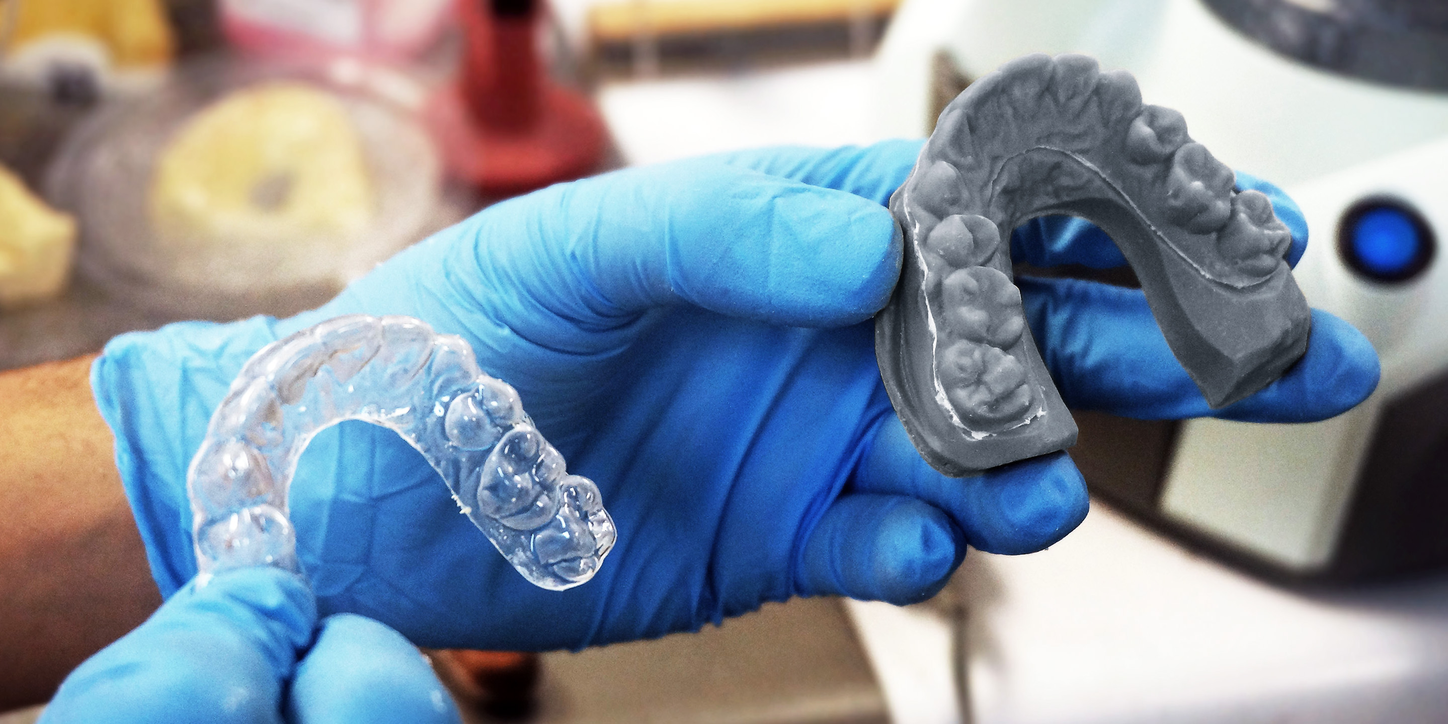 3d printed dental appliance for aligners