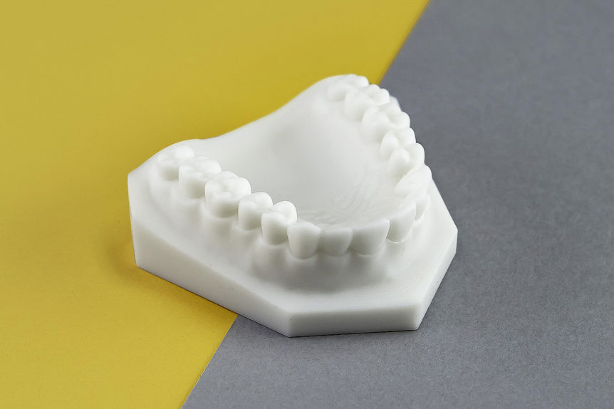 dental white resin