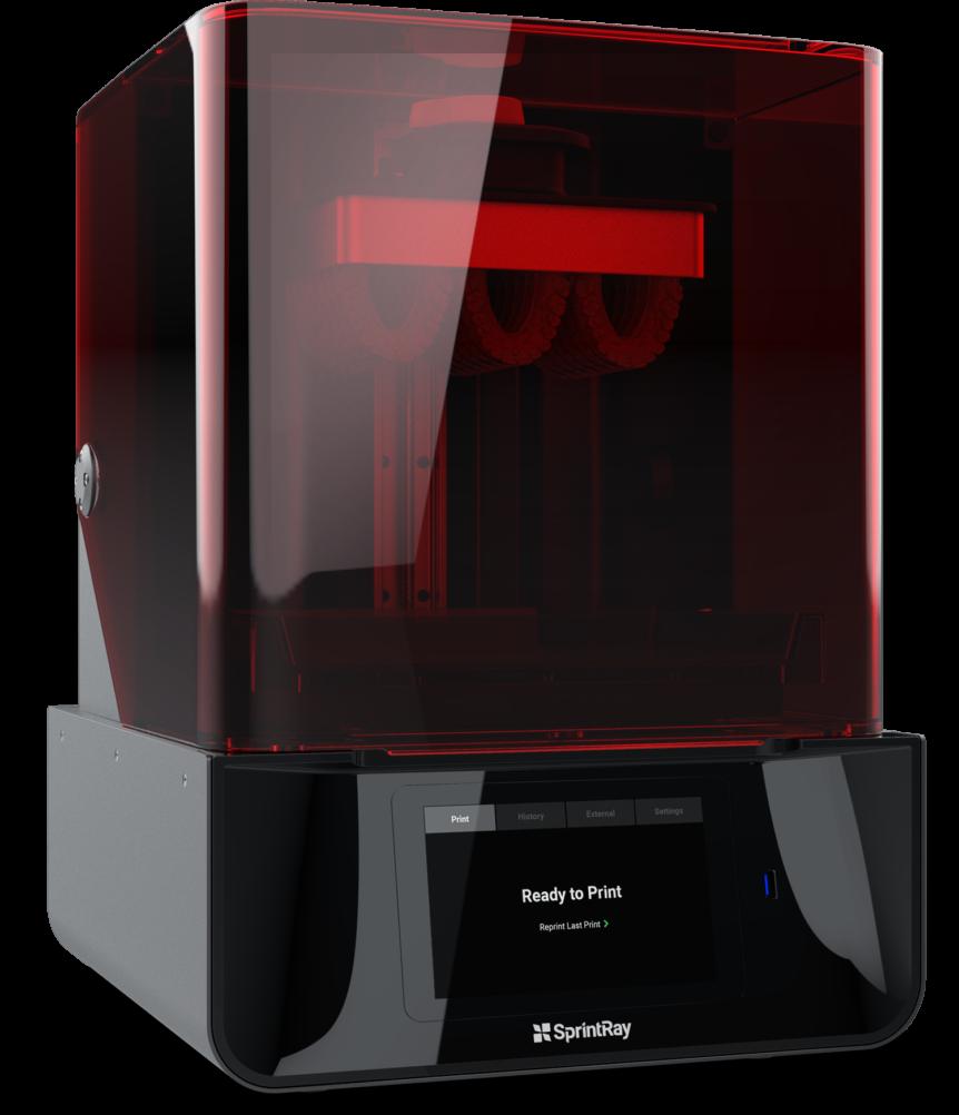 dental 3D printer sprintray pro