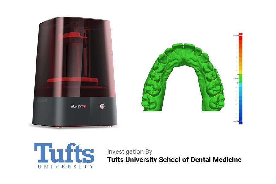 3D printing study confirms dimensional accuracy