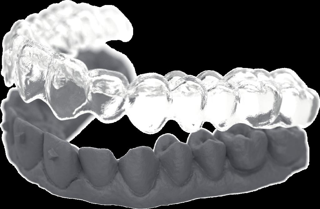 Die and model 2 gray dental model resin for 3D printing
