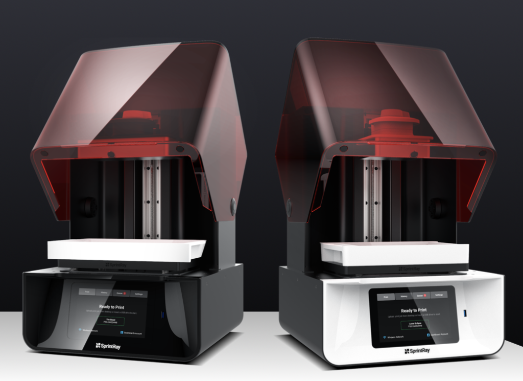 SprintRay Pro95 and Pro55 3D Printers