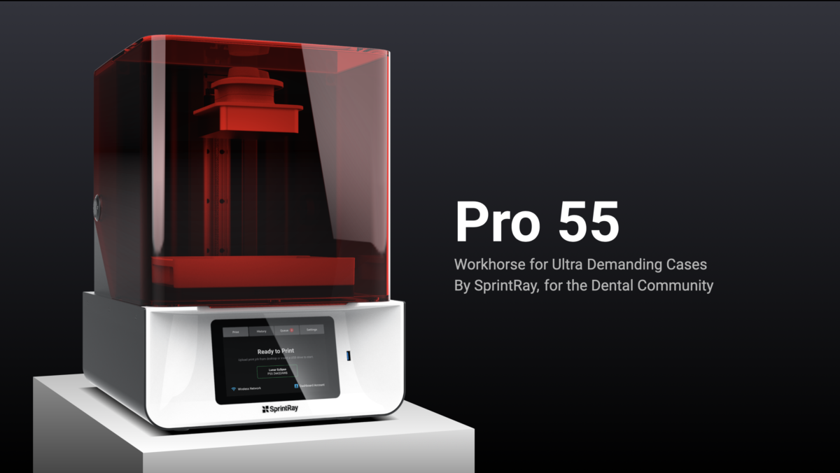 SprintRay Pro55 3D Printer