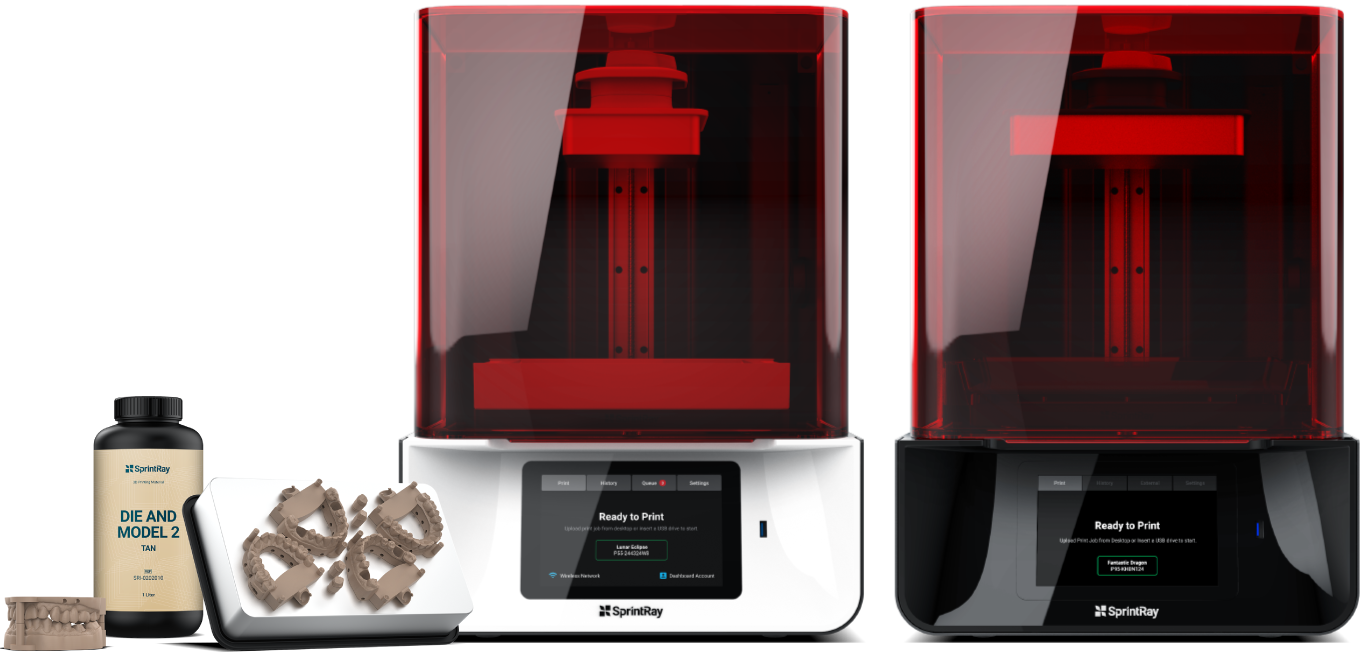 3D Print Dental Models