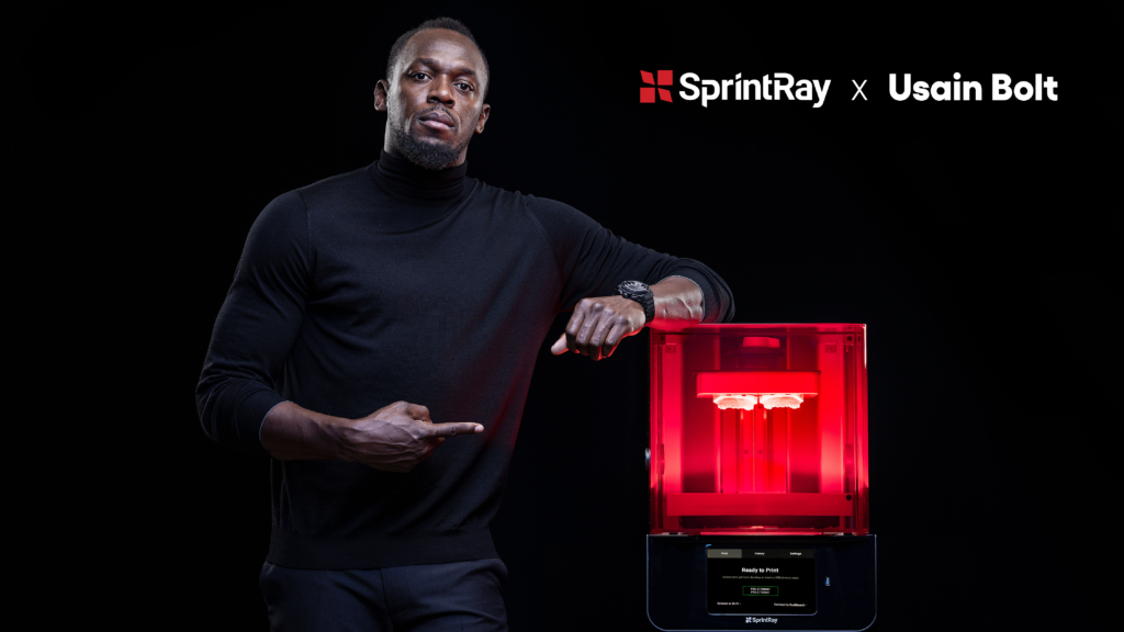 Usain Bolt SprintRay